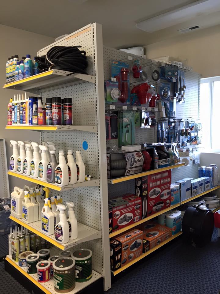 parts room new